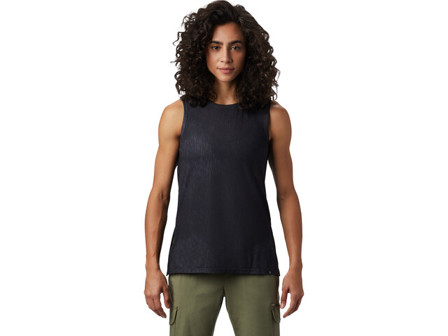 Mountain Hardwear Everyday Perfect Débardeur Femme, dark storm